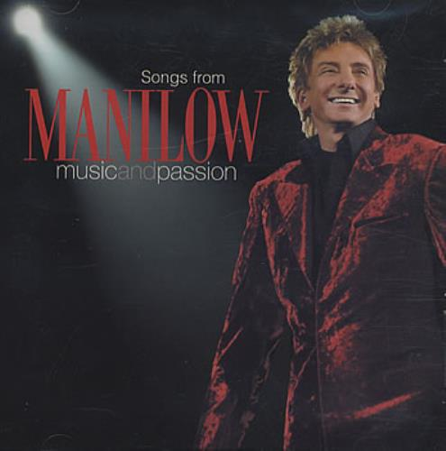 Barry Manilow Here Comes The Night