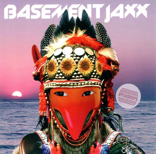 basement jaxx raindrops uk 12 vinyl record maxi single xlt444