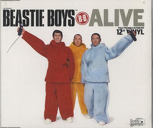 Beastie Boys Alive - CD1