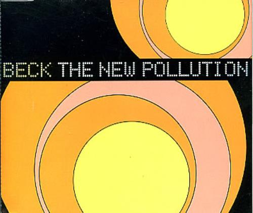 BECK - The New Pollution - CD