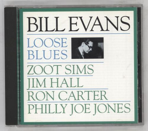 EVANS, BILL (PIANO) - Loose Blues - CD