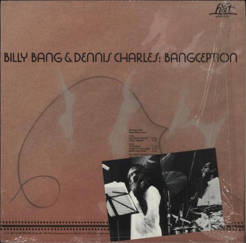 BILLY BANG - Bangception - Maxi 33T