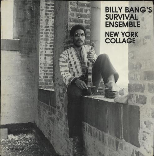 BILLY BANG - New York Collage - Sealed - Maxi 33T