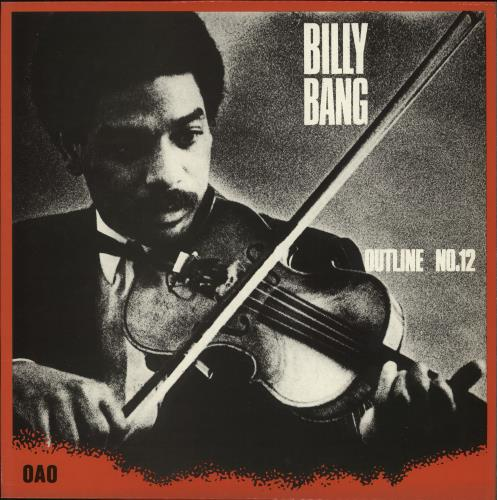 BILLY BANG - Outline No. 12 - Maxi 33T