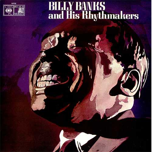 BANKS, BILLY - Billy Banks And His Rhythmakers - Maxi 33T