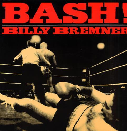 Billy Bremner Bash German Vinyl Lp Record 206179 Bash