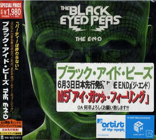 black eyed peas the e.n.d.