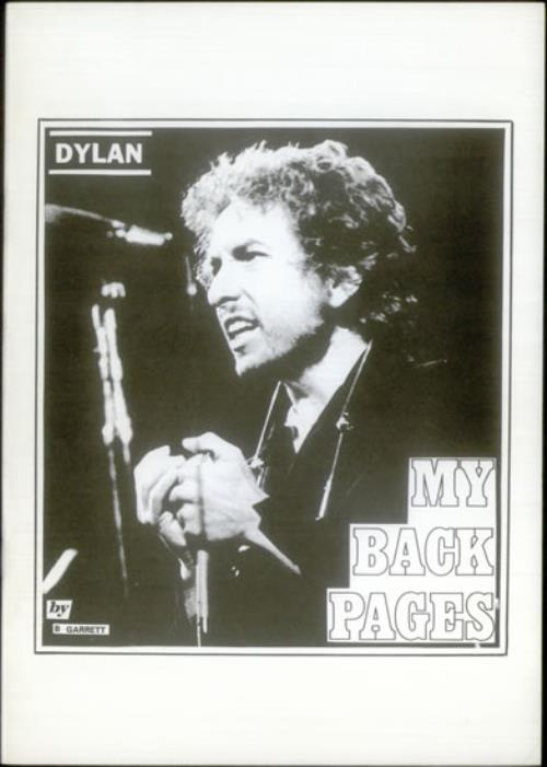 analysis my back pages bob dylan Read this full essay on critical analysis of bob dylan's song hurricane bob dylan's iconic songwriting, unique and distinctive bob dylan's iconic songwriting, unique and distinctive singing voice, as well as his controversial and thought-provoking lyrics has undoubtedly placed dylan among.