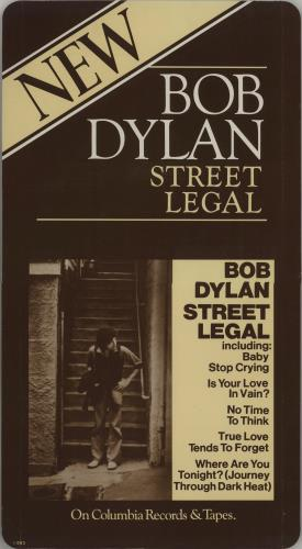 Bob Dylan Street legal (Vinyl Records, LP, CD) on CDandLP
