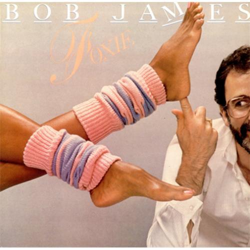 JAMES, BOB - Foxie - 12 inch 33 rpm