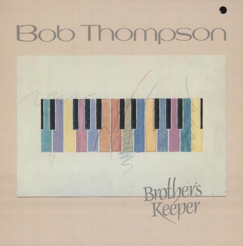 BOB THOMPSON (JAZZ) - Brother's Keeper - Maxi 33T