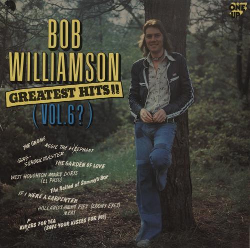 WILLIAMSON, BOB - Greatest Hits!! (Vol6?) - 12 inch 33 rpm