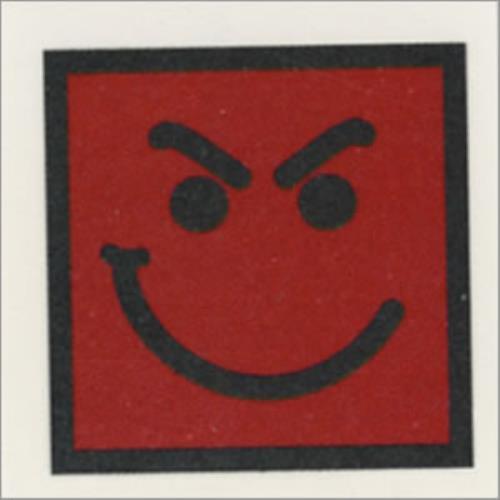 Bon Jovi Have A Nice Day Temporary Tattoo Set Usa Promo