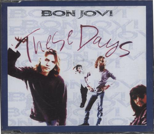 Bon Jovi These Days Vinyl Records Lp Cd On Cdandlp