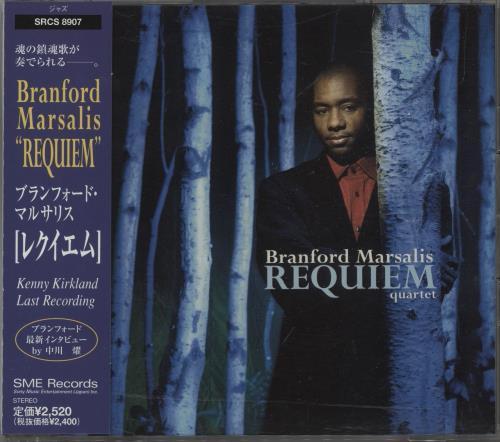 MARSALIS, BRANFORD - Requiem - CD