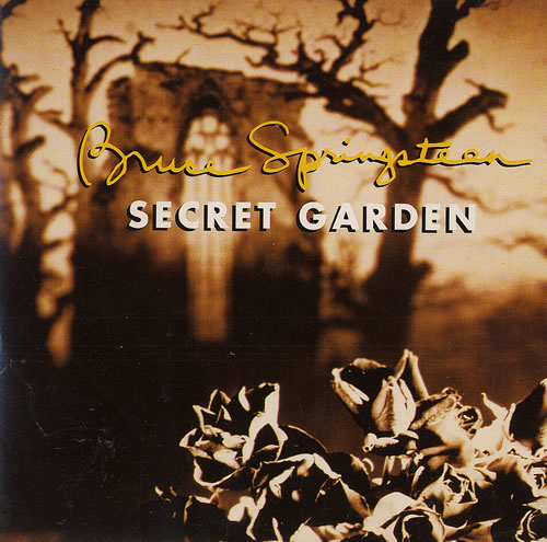 Bruce Springsteen Secret Garden Uk Promo 5 Quot Cd Single