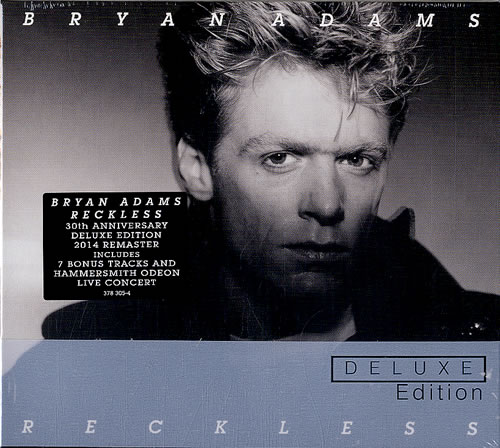 Bryan adams – reckless 30th anniversary deluxe edition (review.