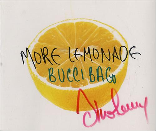 Bucci Bag More Lemonade - Autographed