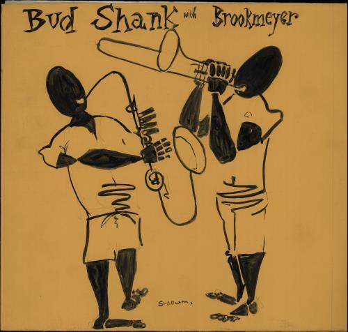SHANK, BUD - Bud Shank & Bob Brookmeyer - Others
