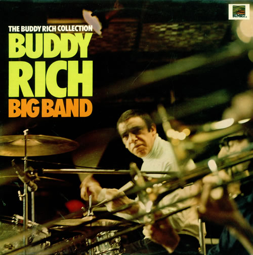 RICH, BUDDY - The Buddy Rich Collection - 12 inch 33 rpm
