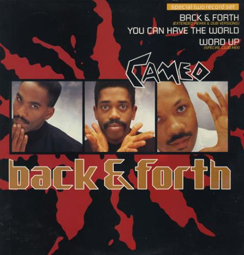cameo back & forth - double pack