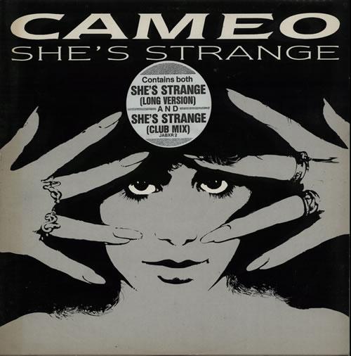 cameo she's strange