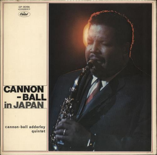 ADDERLEY, CANNONBALL - Cannonball In Japan - Red Vinyl - 12 inch 33 rpm