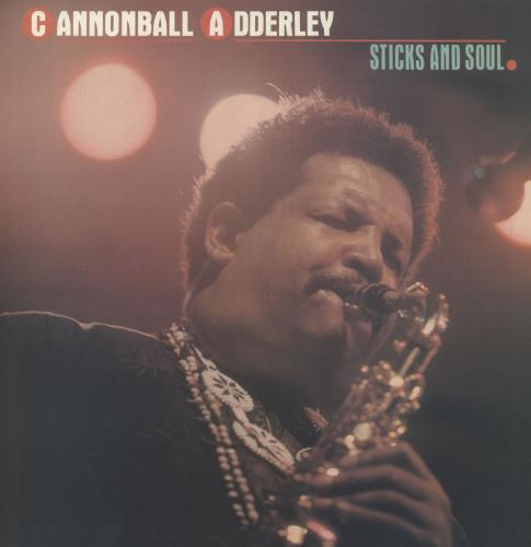 ADDERLEY, CANNONBALL - Sticks And Soul - Maxi 33T