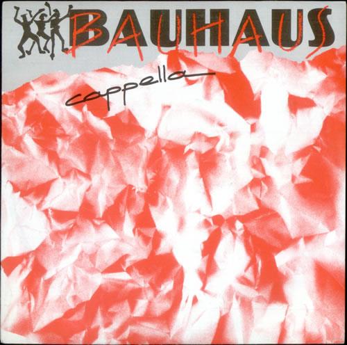 cappella bauhaus french 7 vinyl record otb1352 7 bauhaus. Black Bedroom Furniture Sets. Home Design Ideas