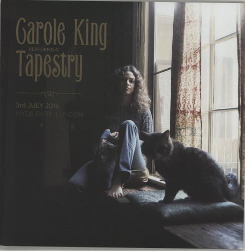 KING, CAROLE - Carole King Performing Tapestry - Autres