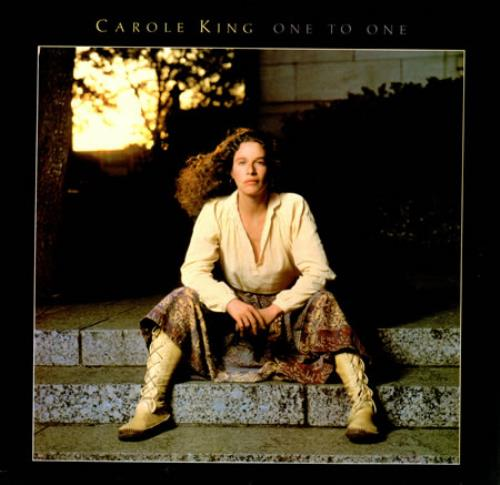 KING, CAROLE - One To One - 12 inch 33 rpm