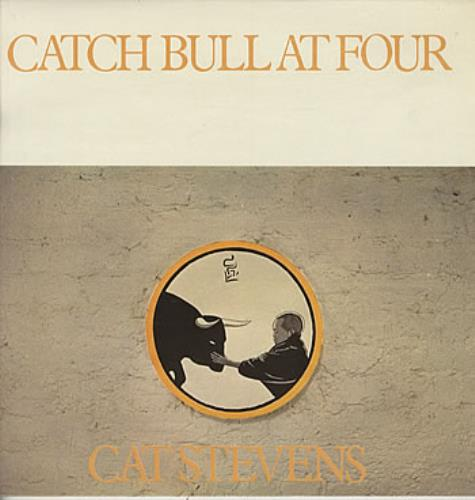 STEVENS, CAT - Catch Bull At Four - 1st - 12 inch 33 rpm