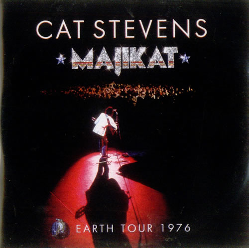 STEVENS, CAT - Majikat - Earth Tour 1976 - DVD