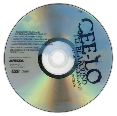 CEE-LO - I'll Be Around - DVD