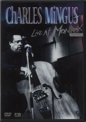 MINGUS, CHARLES - Live At Montreux 1975 - DVD