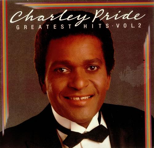 Charley Pride Greatest Hits Vol 2 German Vinyl Lp Record