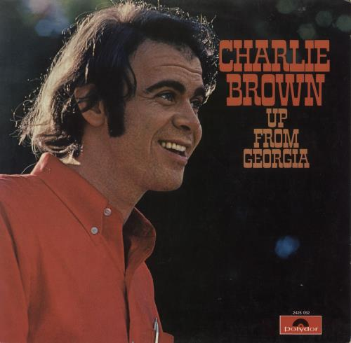 BROWN, CHARLIE - Up From Georgia - 12 inch 33 rpm