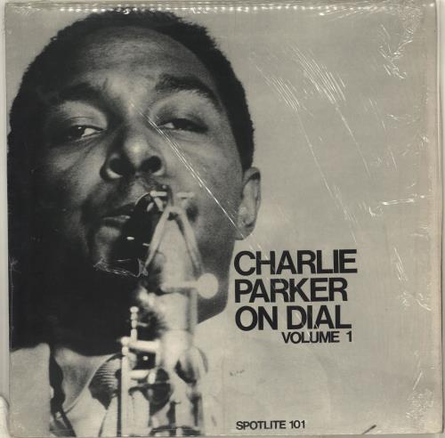PARKER, CHARLIE - On Dial Volumes 1 - 6 - 12 inch 33 rpm