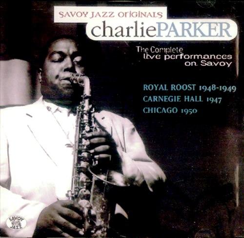 Charlie+Parker+Sampler+-+The+Complete+Li