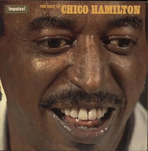 HAMILTON, CHICO - The Best Of Chico Hamilton - Maxi 33T