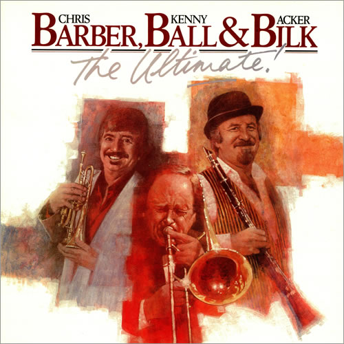 BARBER, CHRIS - The Ultimate - 12 inch 33 rpm