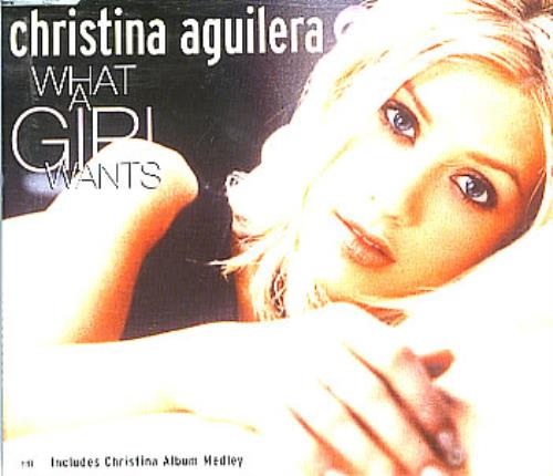 Christina Aguilera Who Is That Girl I See