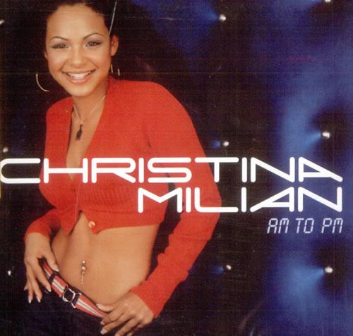 Christina Milian Am To Pm Usa Promo 5 Quot Cd Single Defr15239