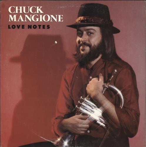 MANGIONE, CHUCK - Love Notes - 12 inch 33 rpm