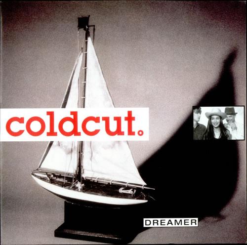 COLDCUT - Dreamer - 12 inch 33 rpm