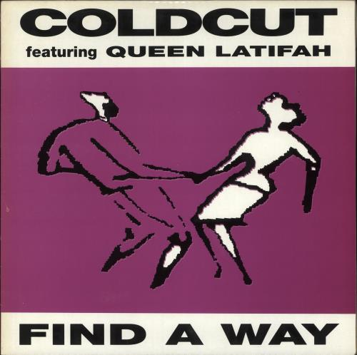 COLDCUT - Find A Way - 12 inch 33 rpm