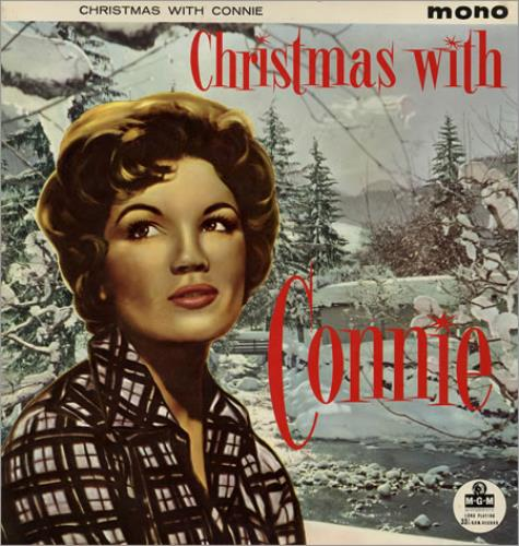 Connie Francis The Twelve Days Of Christmas.Connie Francis Christmas With Connie Uk Vinyl Lp Record C797