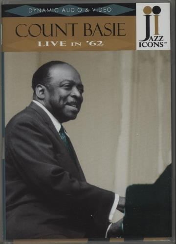 BASIE, COUNT - Live In '62 - DVD