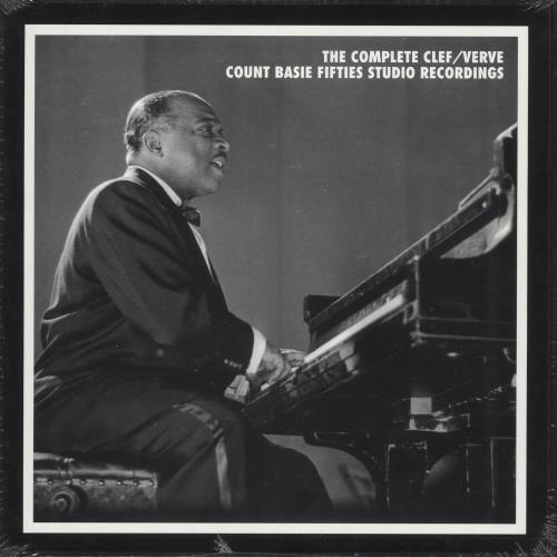 BASIE, COUNT - The Complete Clef/VerveCount Basie Fifties Studio Recordings - Others
