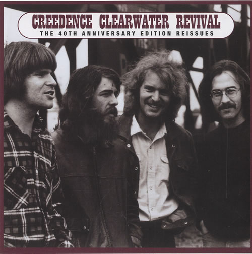 Creedence clearwater revival (40th anniversary edition.